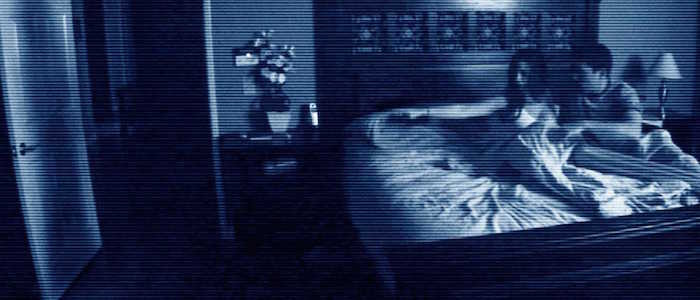 paranormal activity auditions