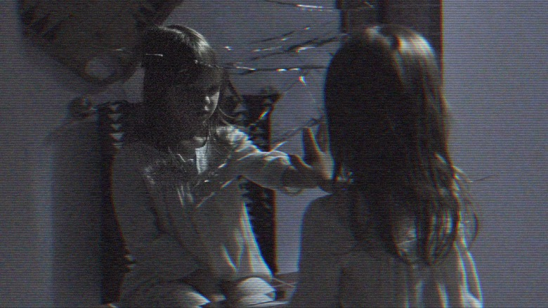 paranormal activity monster