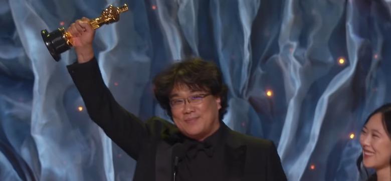 Bong Joon-ho Ties Oscars Record