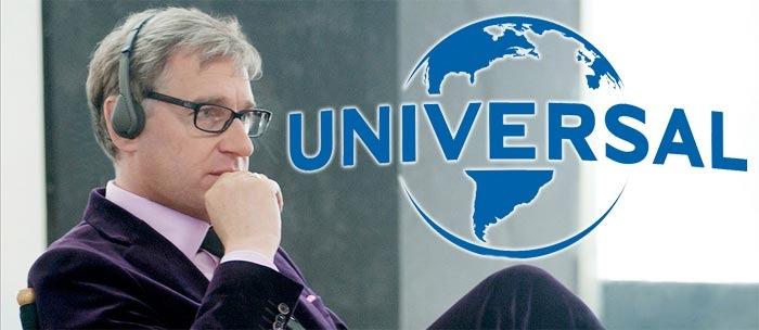Paul Feig Universal Deal