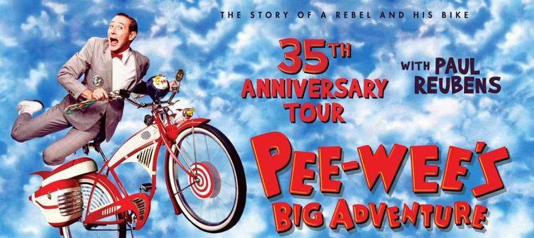 Pee-wee's Big Adventure Tour