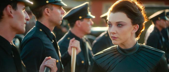 Penny Dreadful City of Angeles trailer - Natalie Dormer