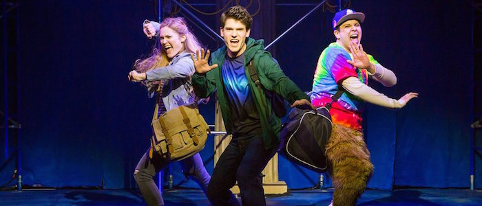 Percy Jackson Musical Review