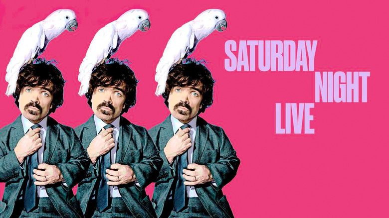 Peter Dinklage Saturday Night Live