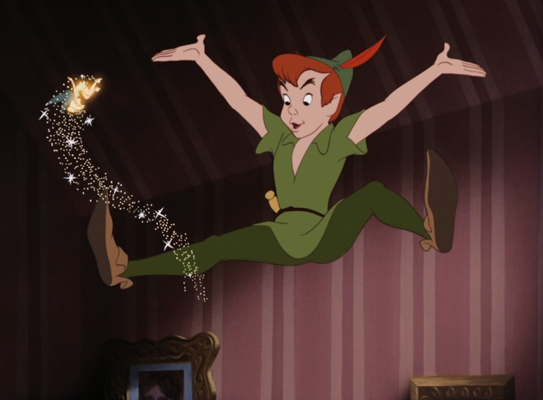Peter Pan anniversary