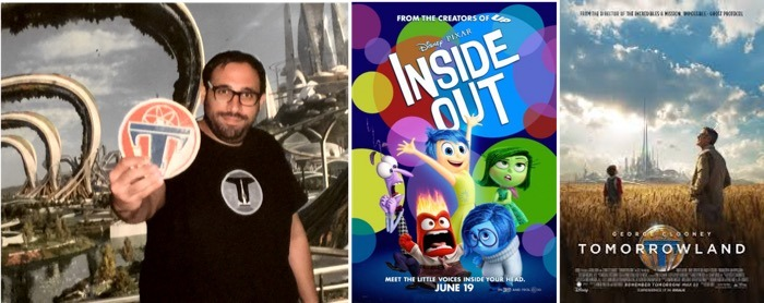 Inside Out Tomorrowland Review