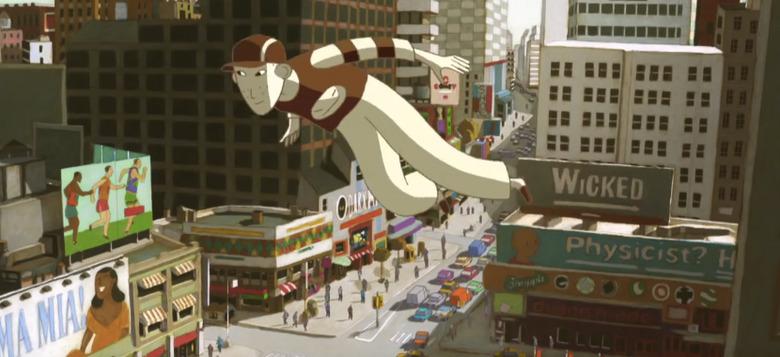 Phantom Boy Teaser Trailer