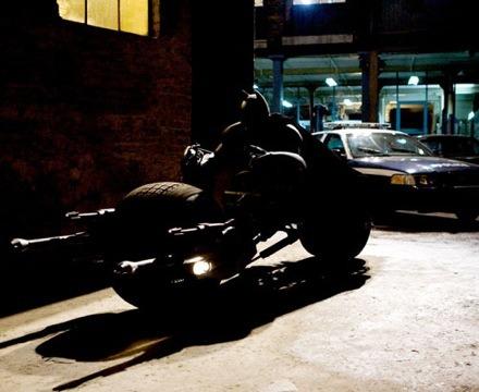 Batman's Bat Pod from The Dark Knight