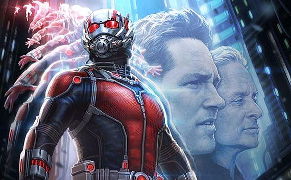 Ant Man header