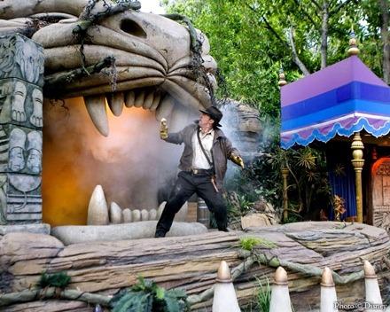 Disney's The Indiana Jones Summer of Hidden Mysteries