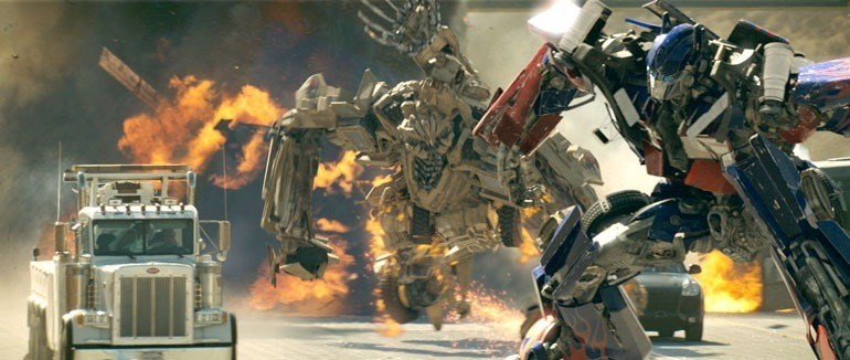 Transformers in Action