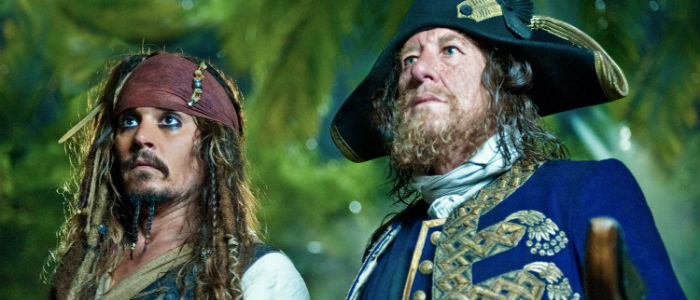 Pirates of the Caribbean 5 plot