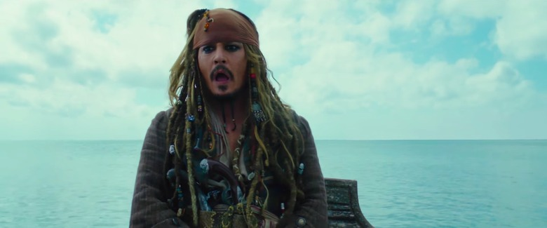 pirates of the caribbean 5 prologue with guardians of the galaxy 2