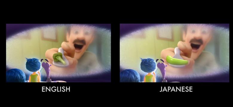 Pixar changes movies for international audiences