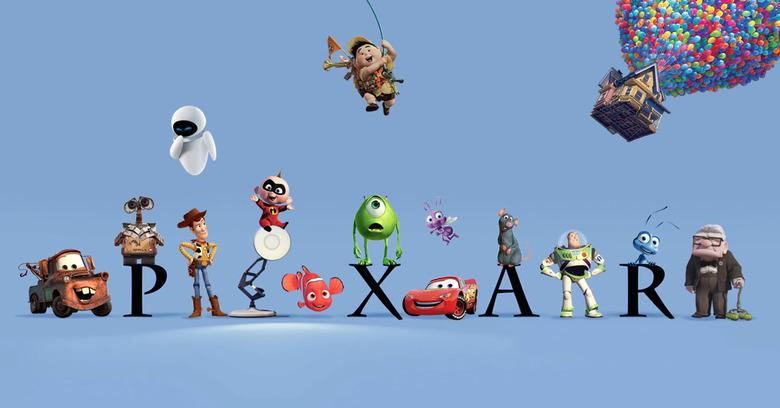 Pixar Movies Ranked