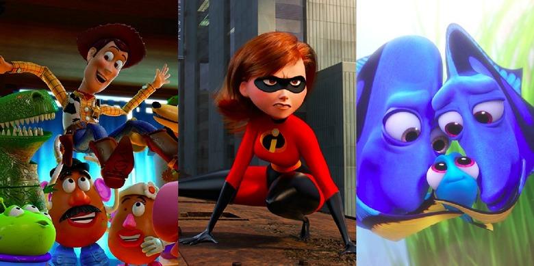 pixar sequels ranked