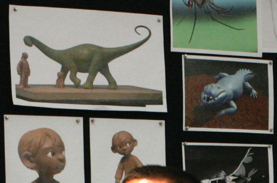 Pixar Dinosaur
