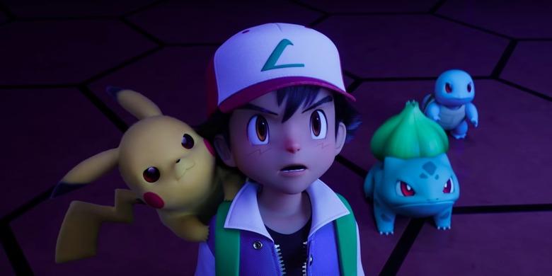 pokemon mewtwo strikes back evolution trailer