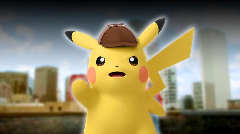 Pokemon movie director / Great Detective Pikachu