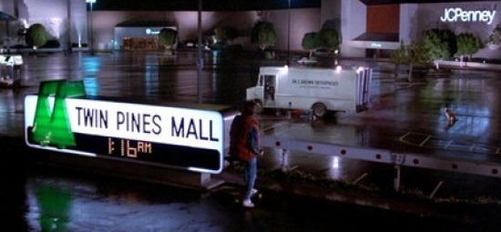 Twin Pine Mall