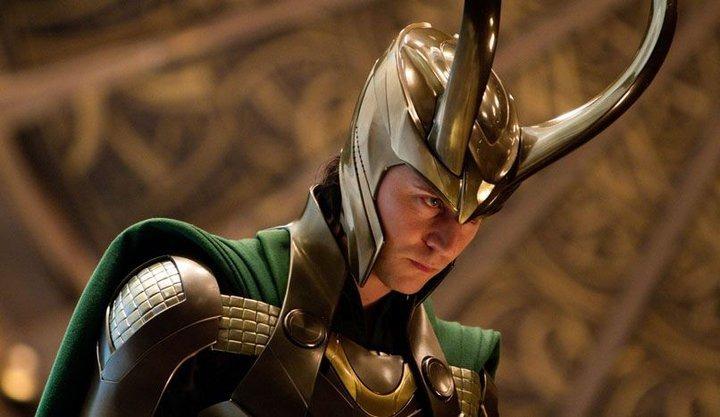 Loki helmet