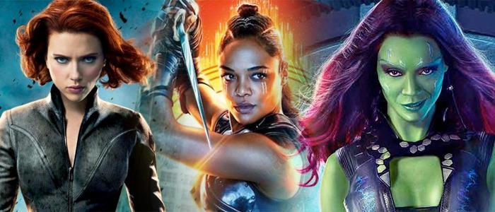 Marvel Cinematic Universe Actresses