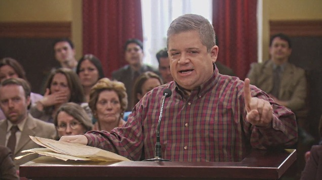 Patton Oswalt on Parks and Recreation