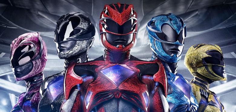 Power Rangers Credits Scene