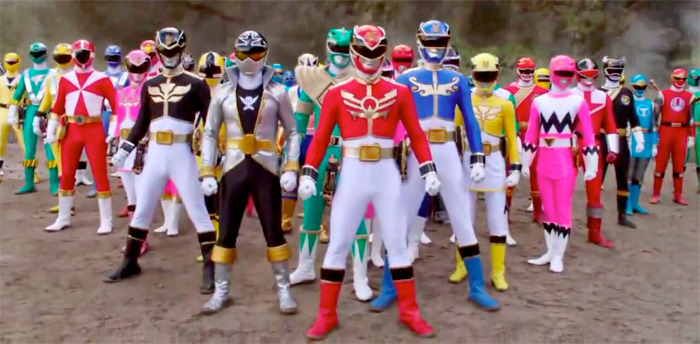 Power Rangers Marathon