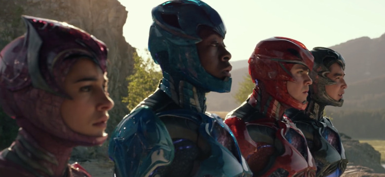 Power Rangers TV Spots
