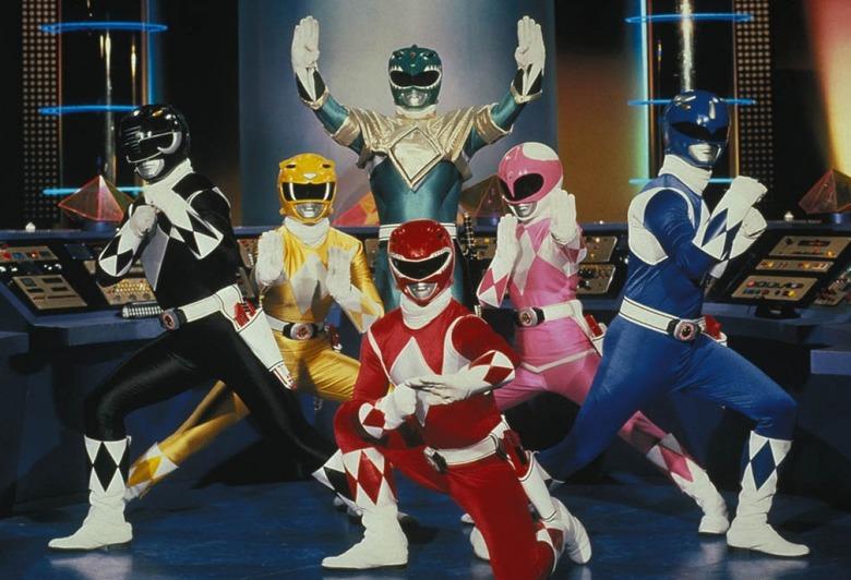 Power Rangers writers