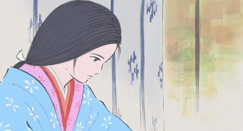 The Tale of Princess Kaguya English-language voice cast