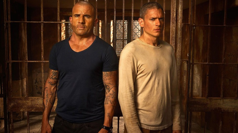 Prison Break: Here s Where You Can Stream Or Buy Every Season