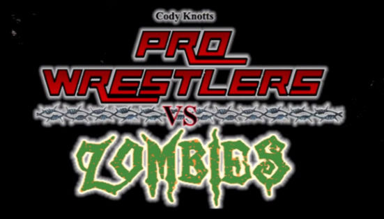 pro wrestlers vs zombies trailer