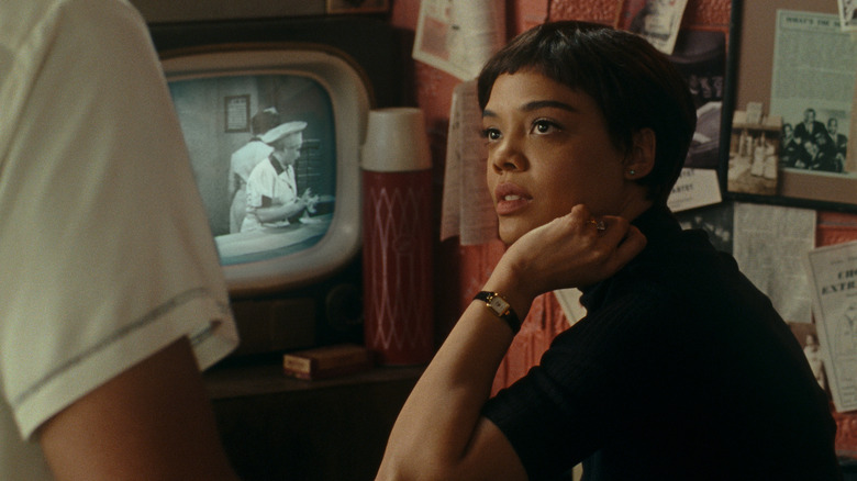 Production Has Wrapped On Steve Buscemi s The Listener Starring Tessa Thompson