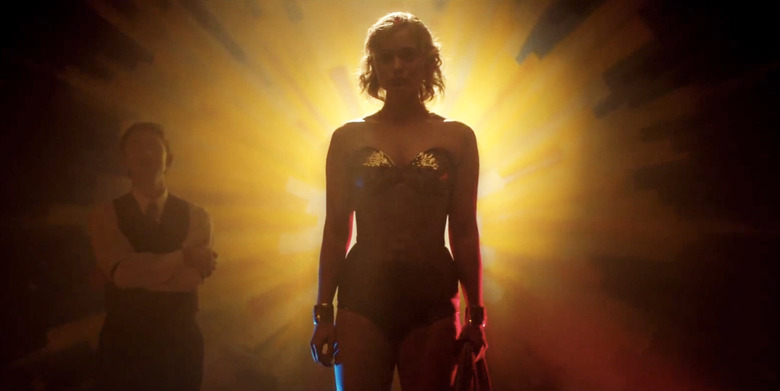 Professor Marston and the Wonder Women Review