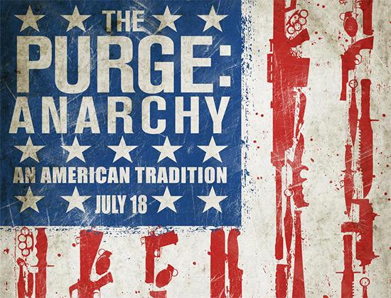 Purge: Anarchy trailer