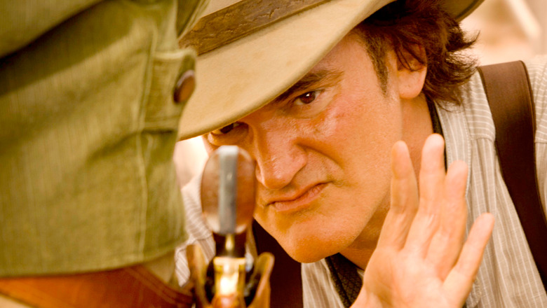 Quentin Tarantino interview highlights