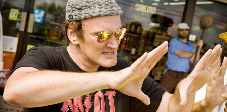 Quentin Tarantino Directing Star Trek