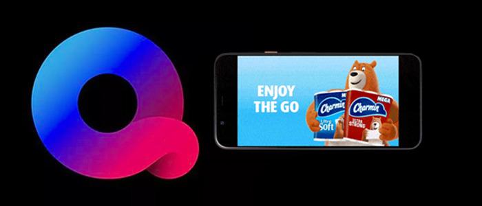 Quibi ads