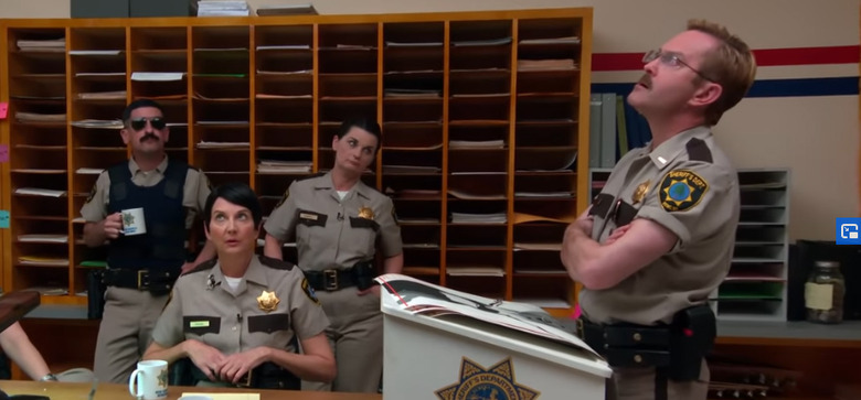 Quibi Reno 911 Trailer