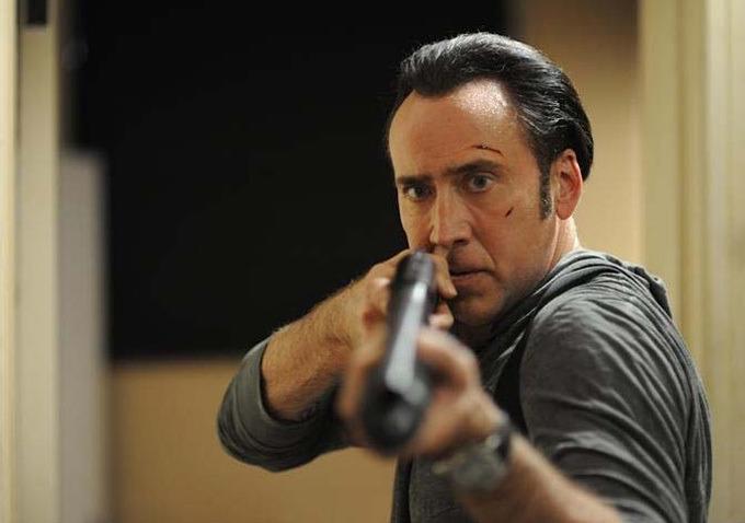 Rage trailer Nicolas Cage