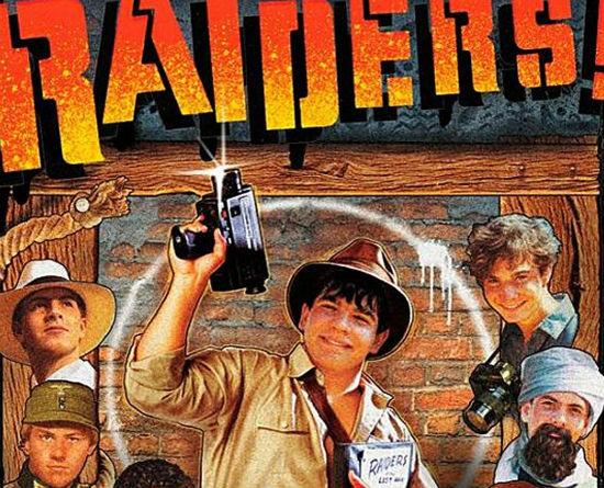 Raiders Adaptation Book
