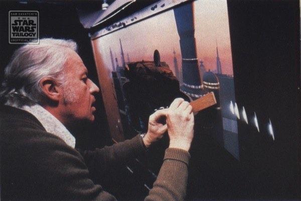 Ralph McQuarrie documentary