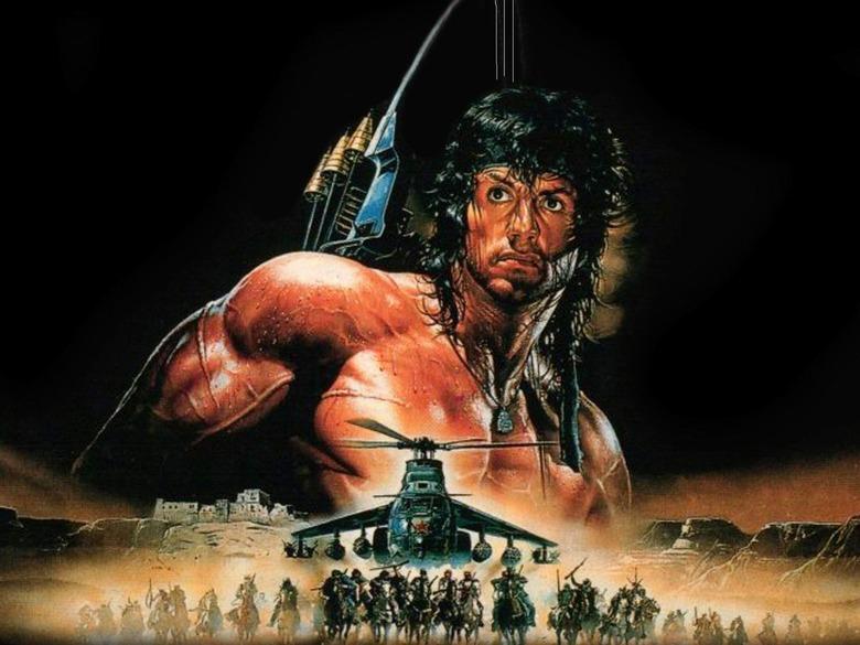Rambo 5 title