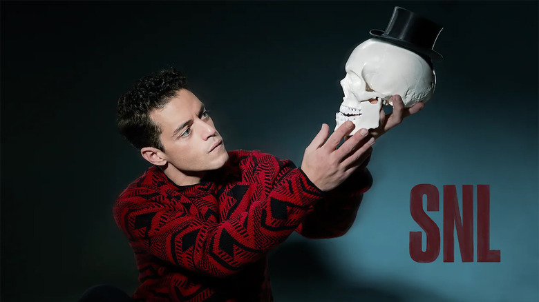 Rami Malek Impersonates Pete Davidson In A Wholly Satisfying Saturday Night Live (With A Little Help From Daniel Craig)