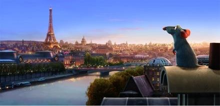 Ratatouille Paris