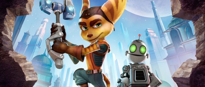 Ratchet and Clank Trailer (header)