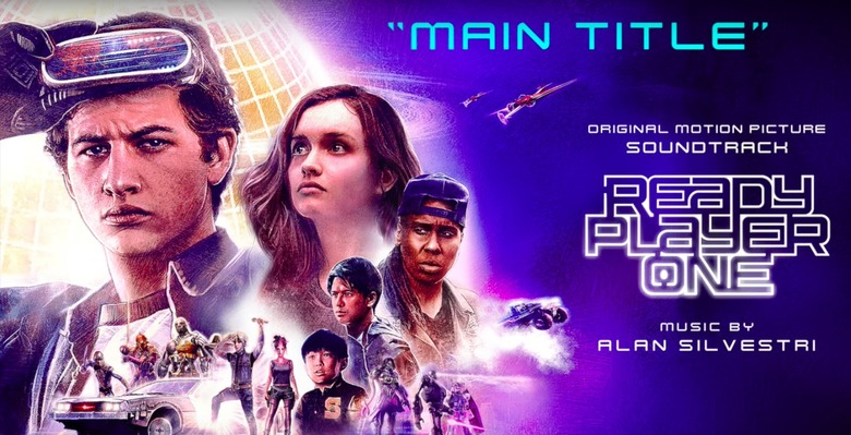 ready player one title theme