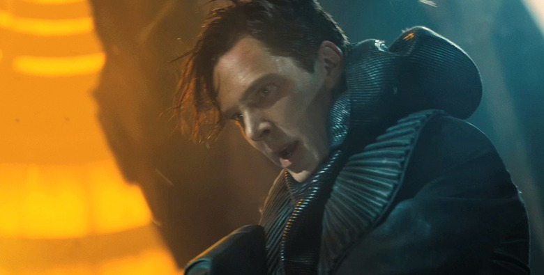 Star Trek Into Darkness - Benedict Cumberbatch